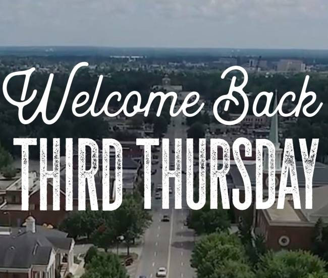 Third Thursday Returns