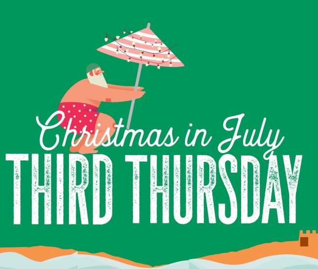 Third Thursday: July 2020