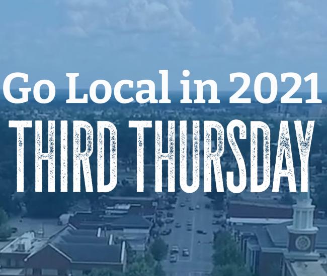 Third Thursday: January 2021