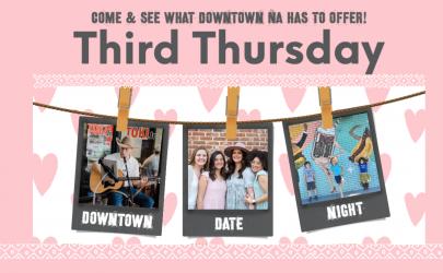 Third Thursday: August 2021