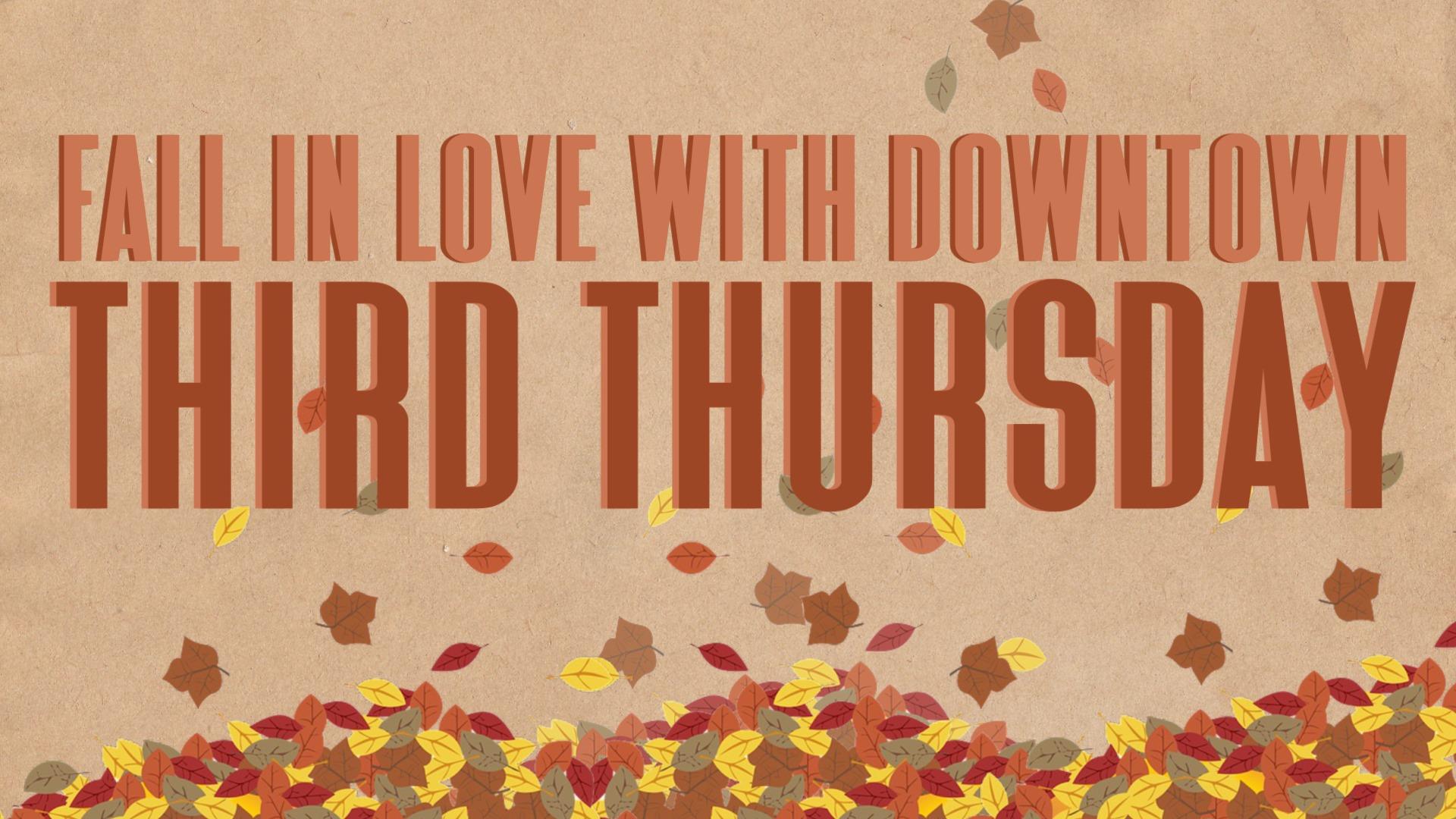 Third Thursday: October 2021